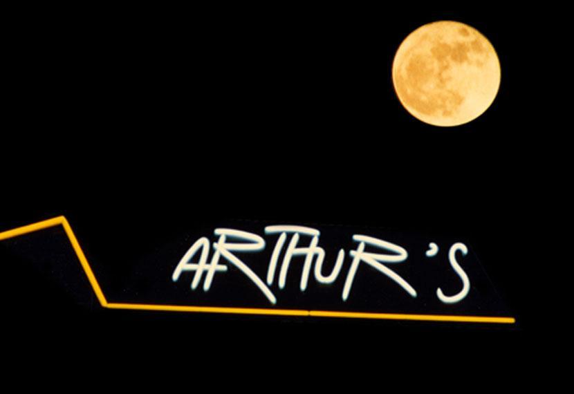 1985-Label Ws et Arthur's_0