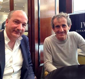 DM et Alain Prost-26.05.2015-v