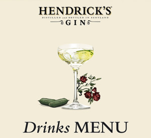 Hendricks cocktails-a